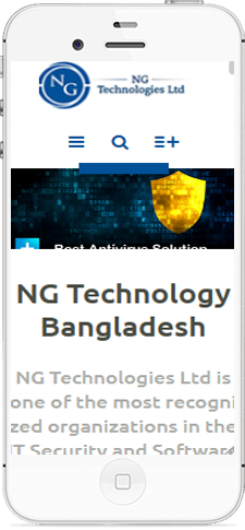 Full website creation for ngtechbd.com
