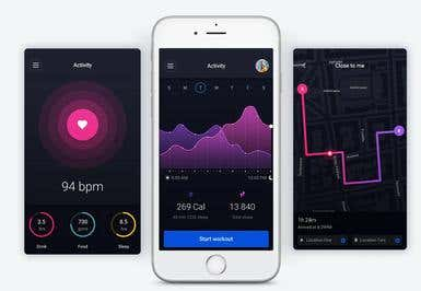 Workout Fitness App