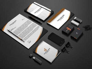 I will design awesome stationary