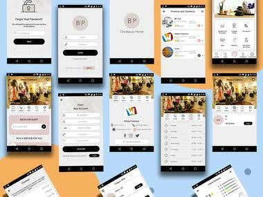 This is a slon app. I have developed in both android platform and ios platform. In android i have used kotlin and in iphone app used swift