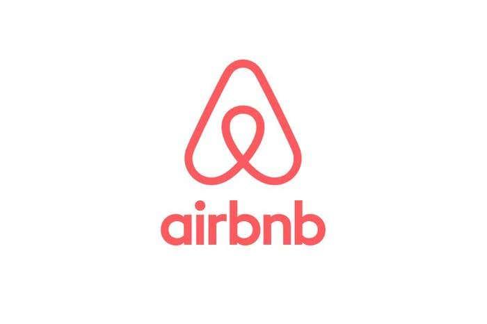 airbnb logo graphic design