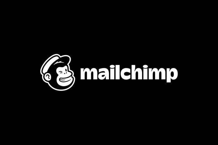 mailchimp logo graphic design