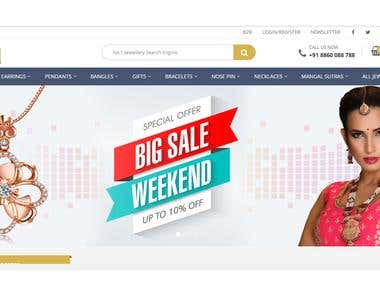 Delivering the best to its customers, MyAbhushan.com(A Venture of Ritkom Overseas Private Limited) has proudly made its way to become one of the largest online jewellery shopping stores in India. We bring over 1000+ bestsellers on a single platform for quality and variety in jewellery. Our passionate team believes in building long-term relationships with our customers by providing them the finely crafted jewellery with innovative and attractive settings in different hues. We aim at becoming your first choice on all occasions and remit our best services for a reliable online jewellery shopping experience
