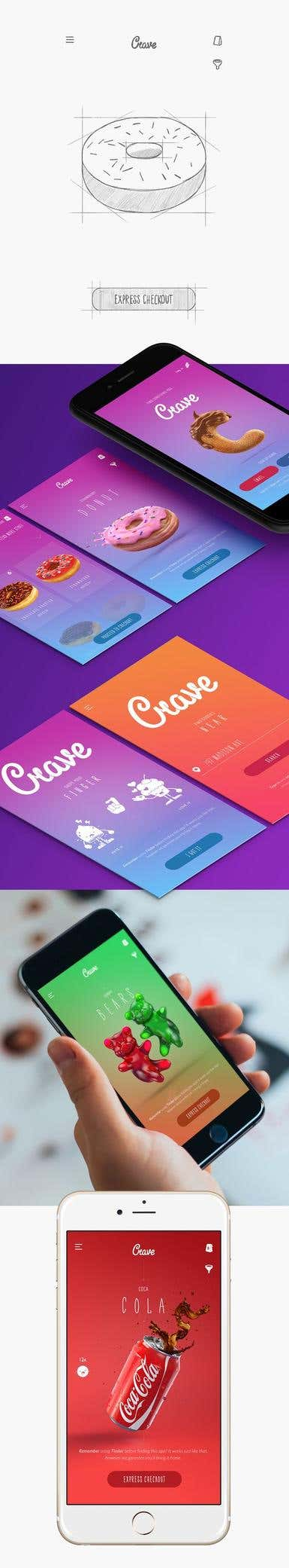 Food Delivery App (Crave)