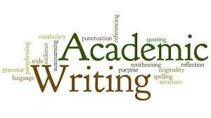 All types of academic writing