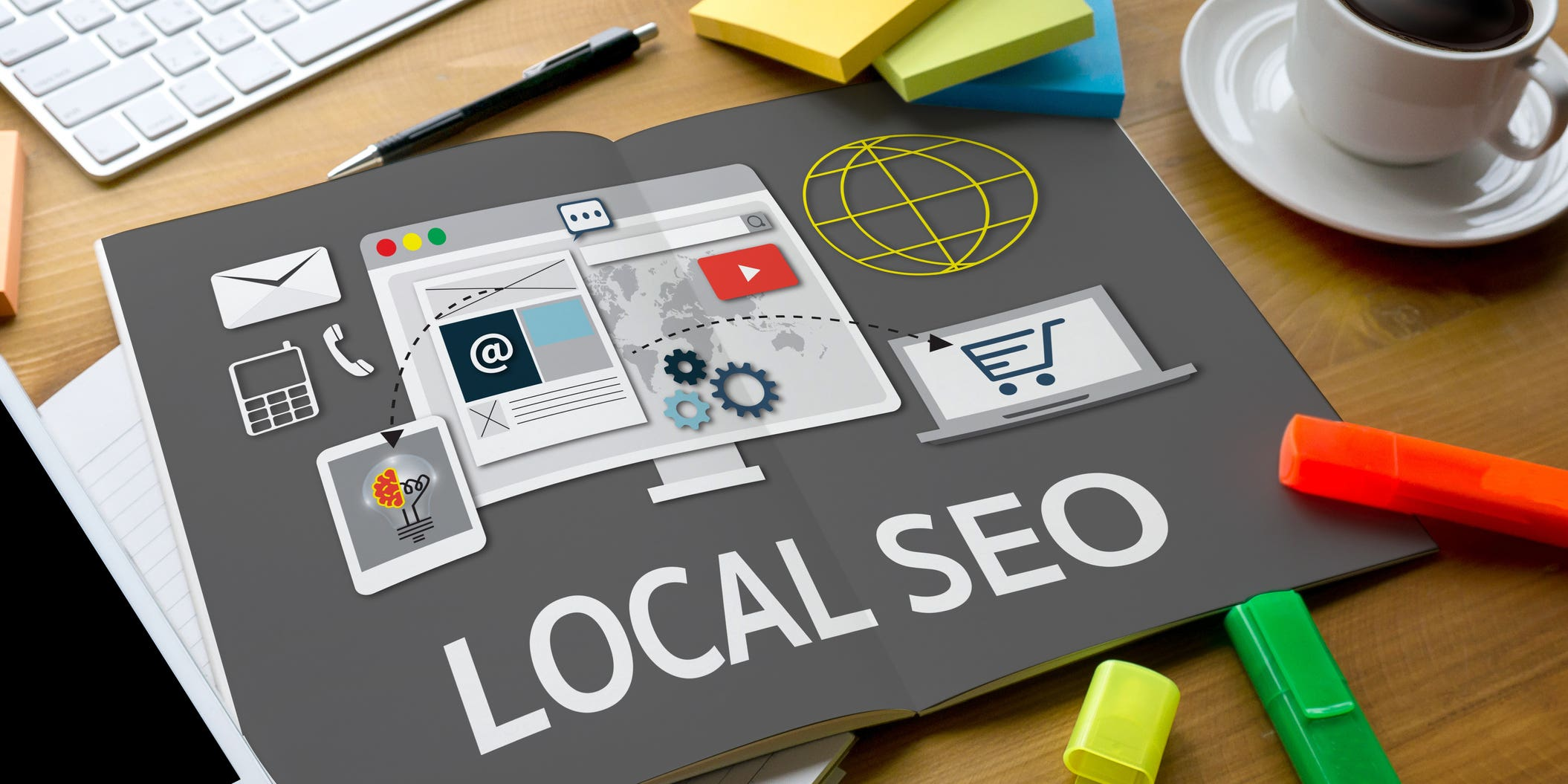 Cover photo for What is local SEO and why do I need it?