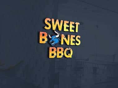 Sweet Bones hotel logo