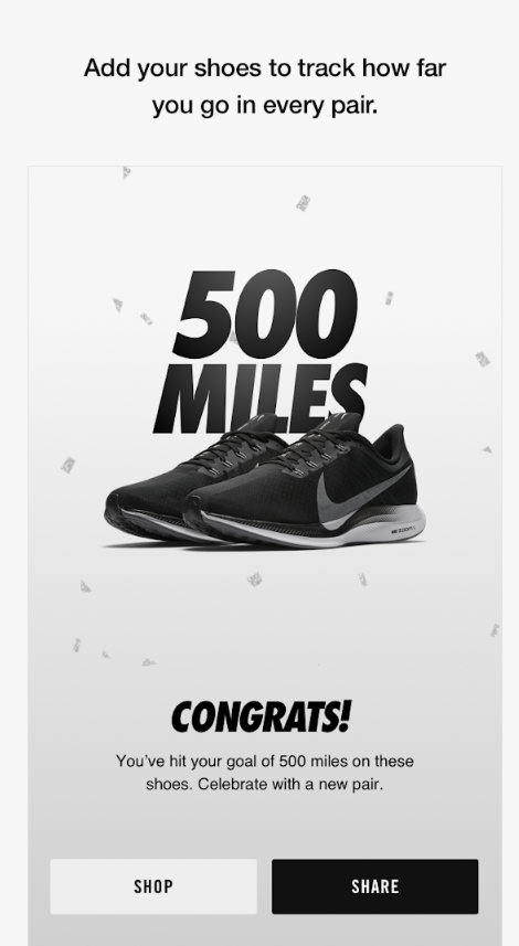 growth hacking gamification nike running app