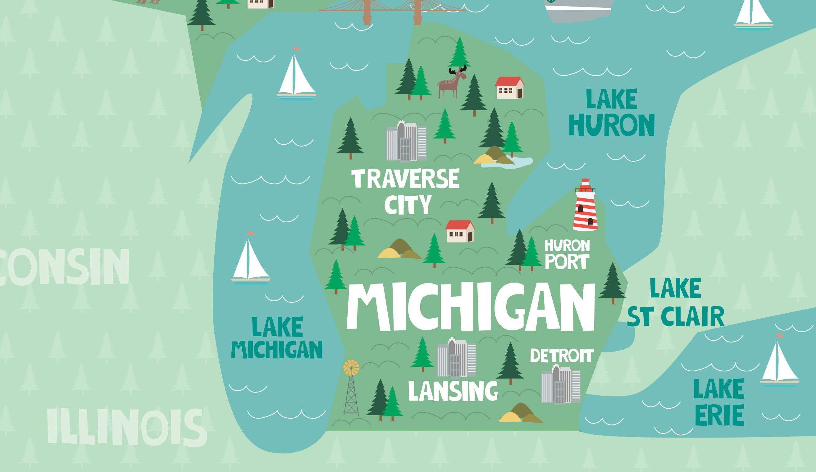 Cover photo for How to start a business in Michigan