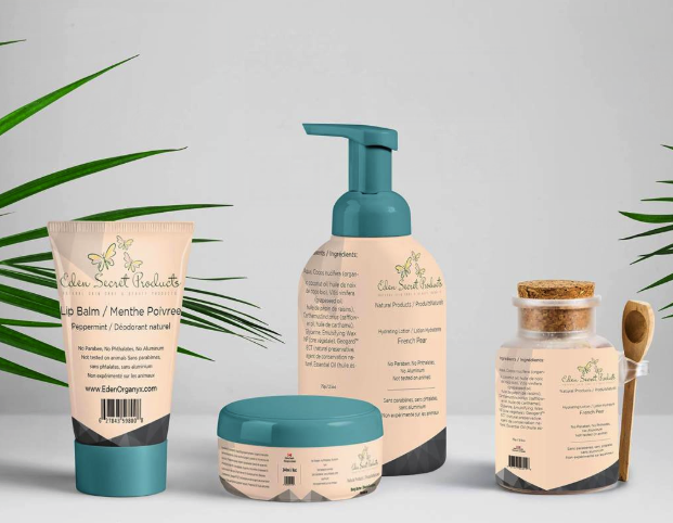 cosmetics skin care packaging design