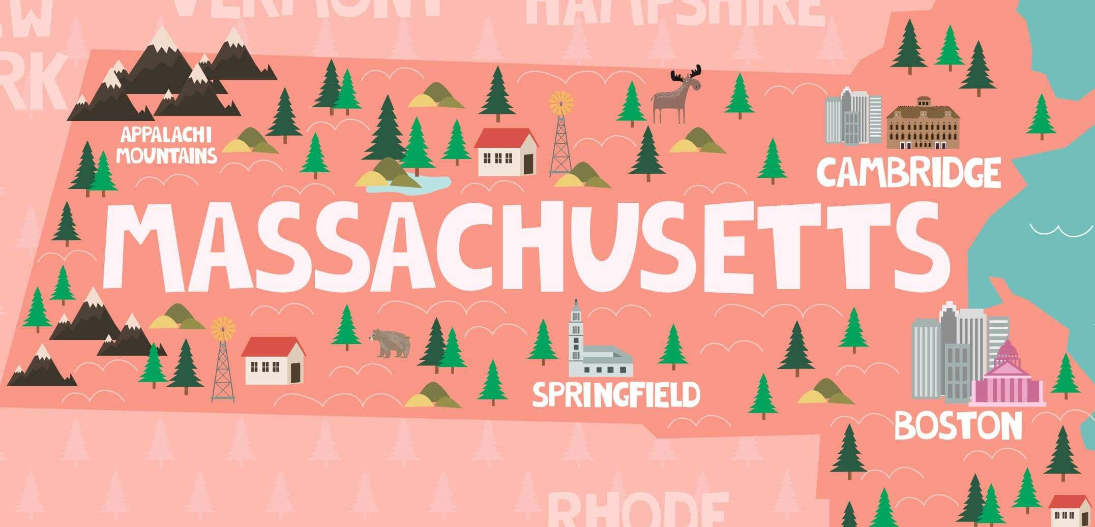 Cover photo for How to start a business in Massachusetts
