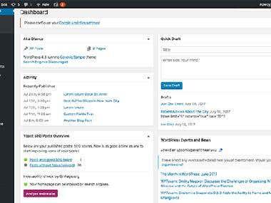 ✵ WordPress fully customization , create a new plugin , implement woo-commerce.  ✵ Opencart development as well as fully customization.  ✵ API Intrigation. ✵ Payment gateway Intrigation. ✵  HTML, CSS, HTML5, Bootstrap 3, Bootstrap 4,Responsive Mobile design, Media CSS ,Ajax, JQuery, JavaScript.