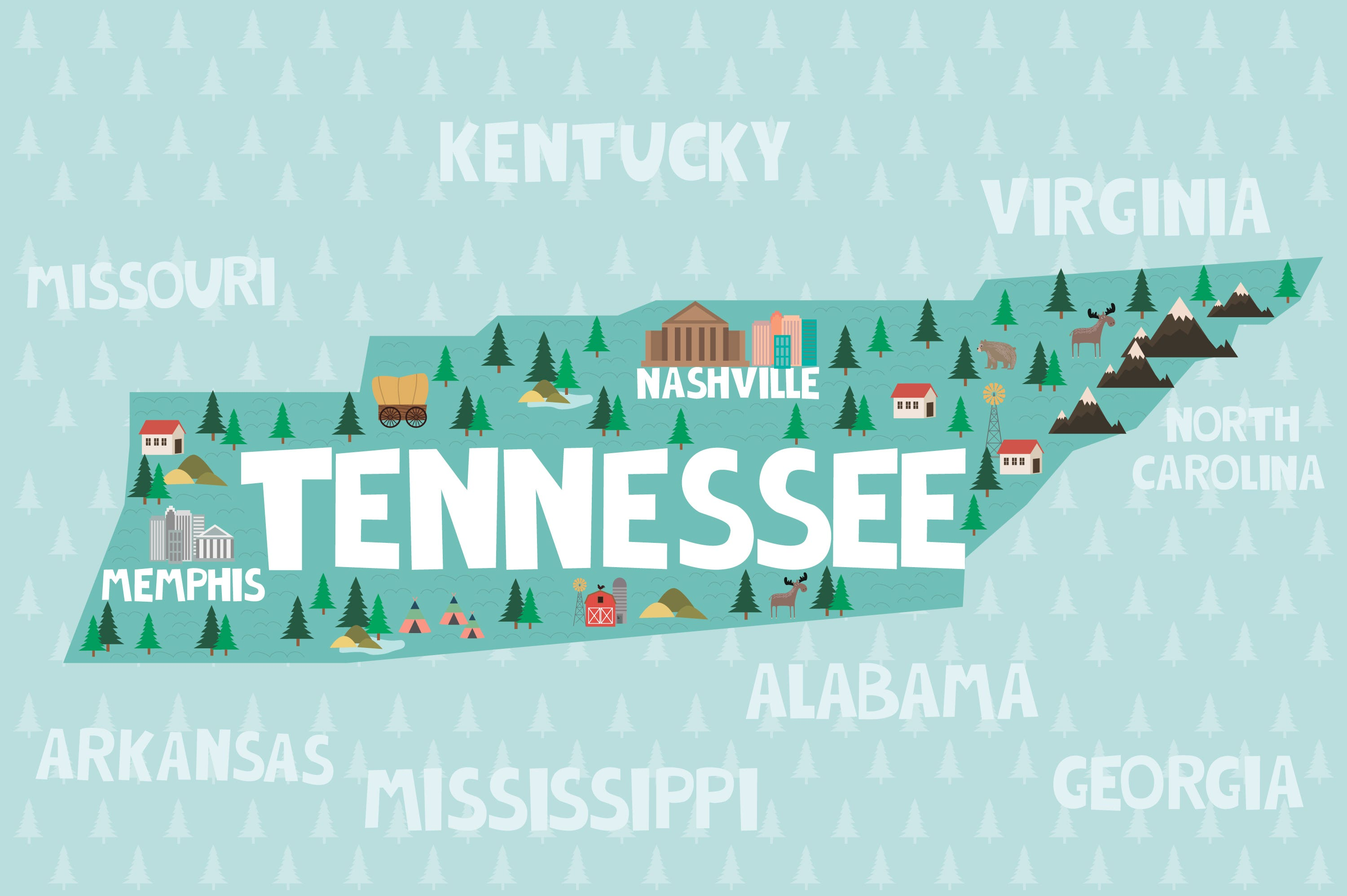 Cover photo for How to start a business in Tennessee