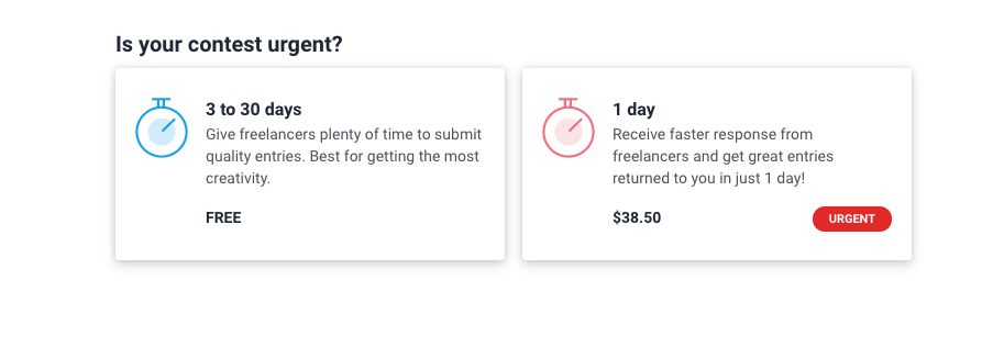 how to post a contest on freelancer.com