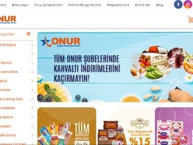 Onur Hipermarketleri is Supermarket