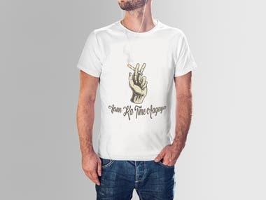 T-Shirt Design Photoshop Illistrator