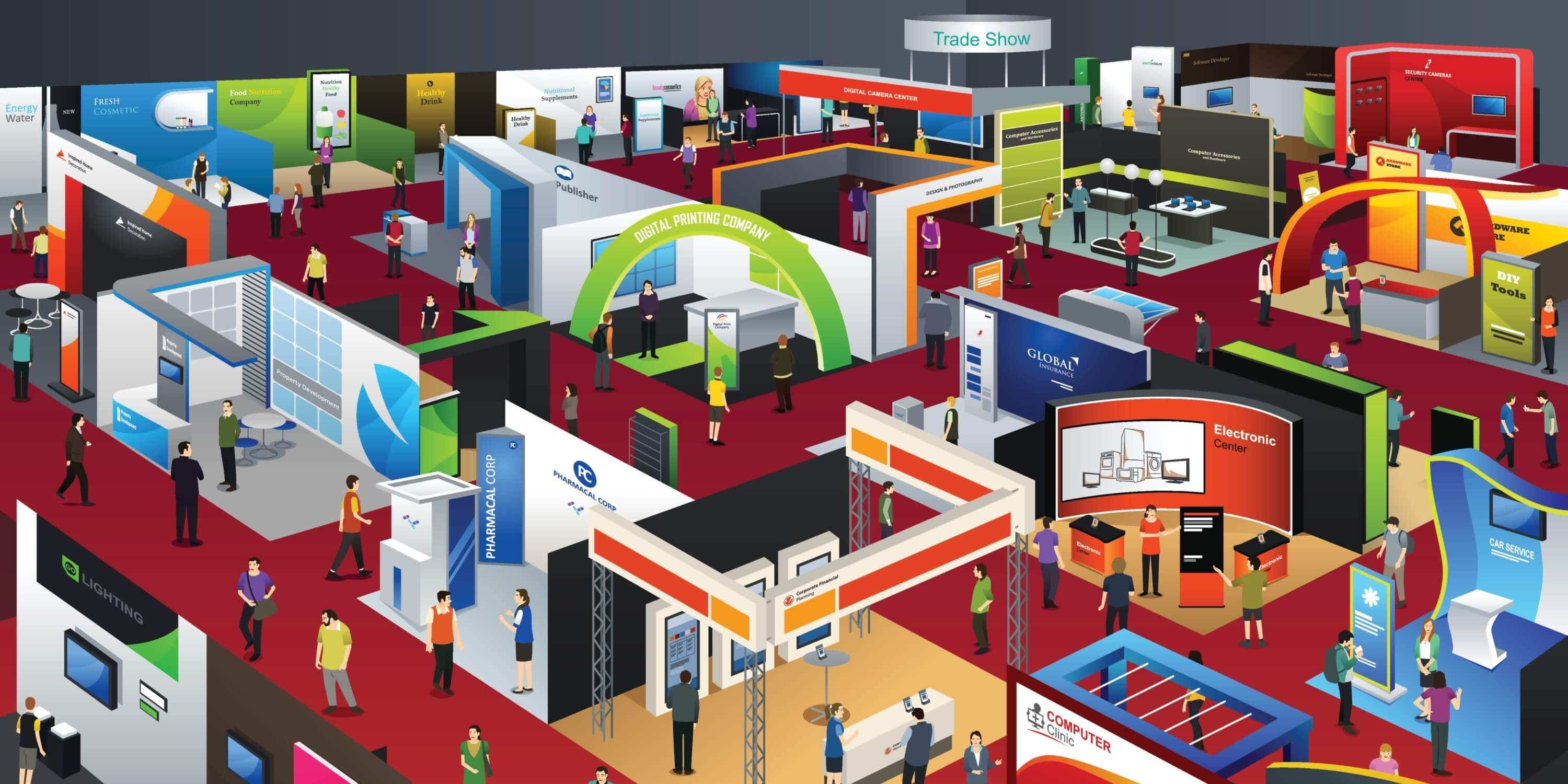 Cover photo for How exhibitors can get the most value out of a trade show