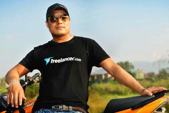 Freelancer T恤