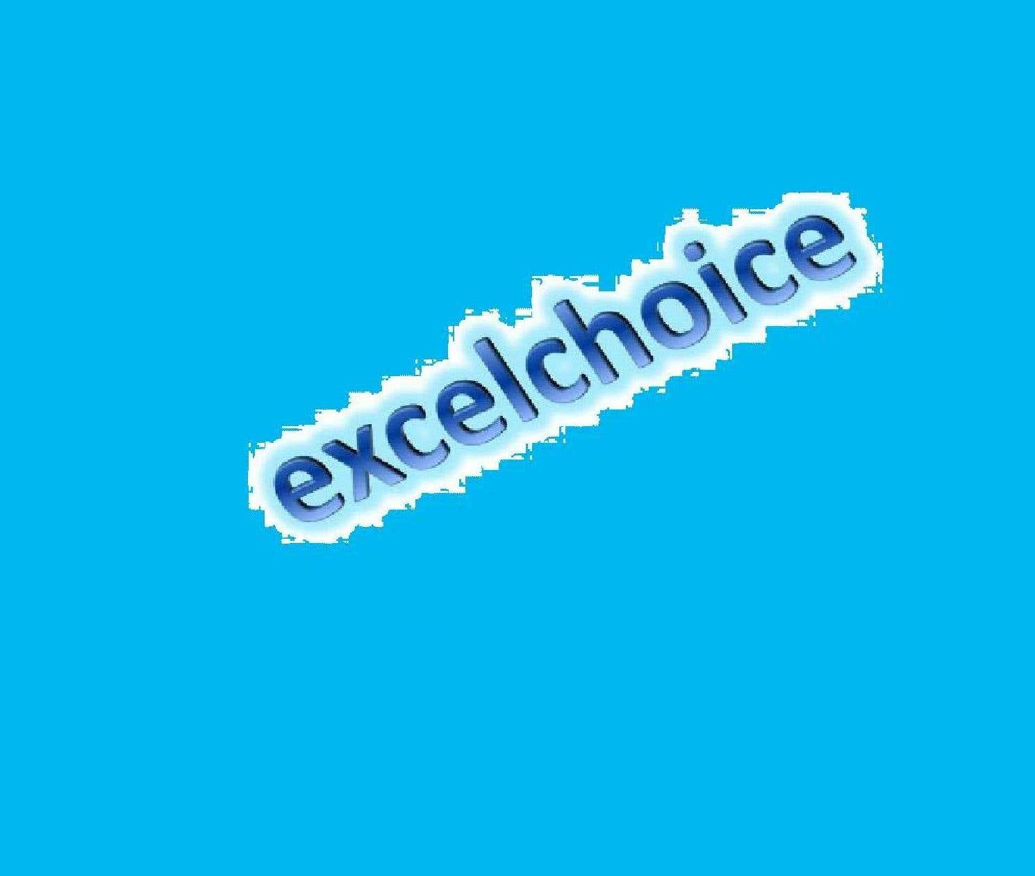Profile image of excelchoice