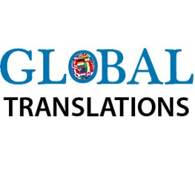 Gambar profil Global Translations