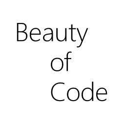 Profile image of BeautyOfCode