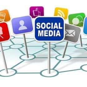 Redes sociales lista