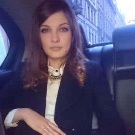 AniaTeplova - Russian Federation