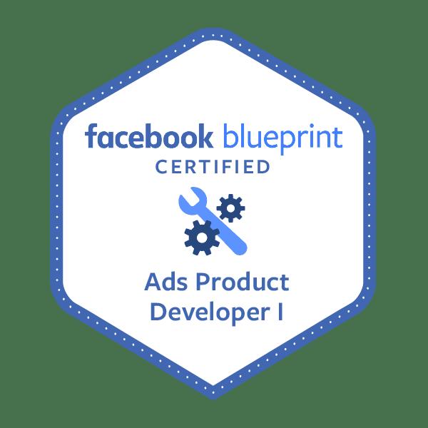 """Certificación """"Facebook Developer 1"""""""